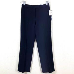 Sag Harbor Slimming Solution Black Pants Sz 8